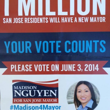 Madison Nguyen – Primary – Vote