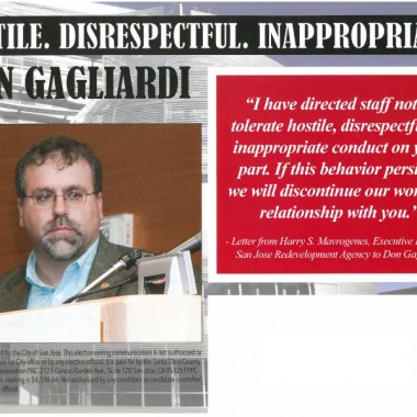 Independent Committee – Union – Against Gagliardi
