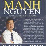 Manh Nguyen Door Hanger
