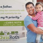 Chris Roth Mail Piece