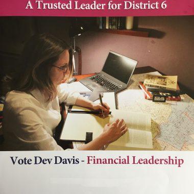 Dev Davis Mailer 1
