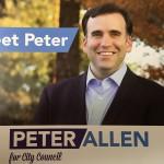 Peter Allen Mail Piece