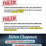 Independent Committee – Against Helen Chapman