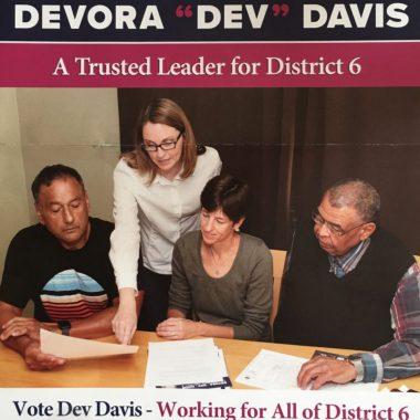 Dev Davis Mailer