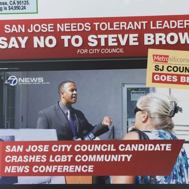 Independent Committee – Mailer – Union – Against Stave Brown